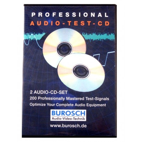 Audio Test CD