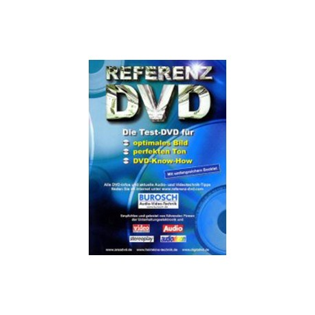 Referenz-DVD (PAL)