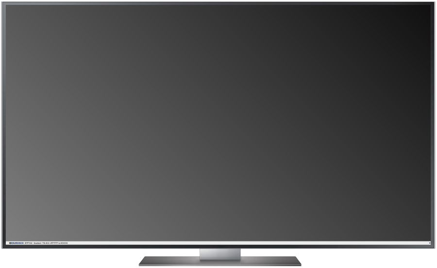 TV Testbild Black Gray Gradient 45 deg Full HD 1920 x 1080 Px.