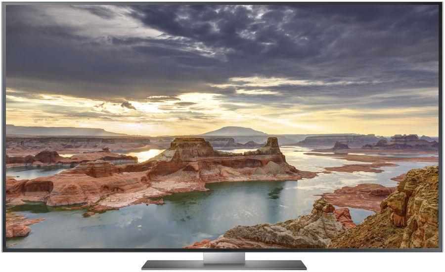 TV Real Testbild Grand Canyon Full HD 1920 x 1080 Px.