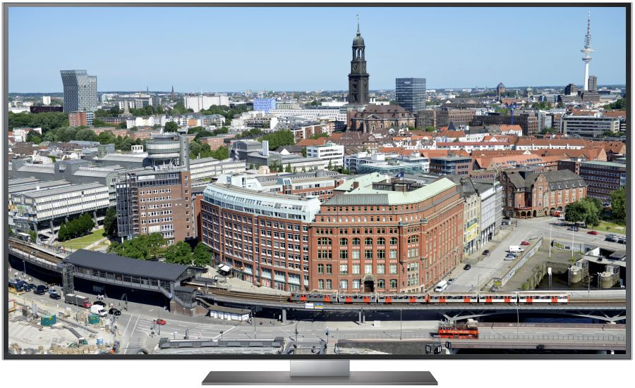 TV Realbild Hamburg 8K TV: Full HD 1920 x 1080 Px.