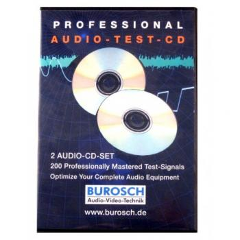 Burosch Audio Test CD